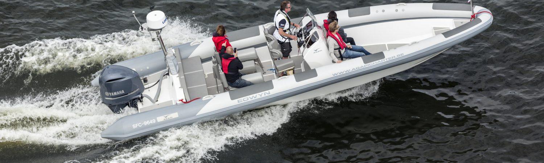 Förarbevis båt